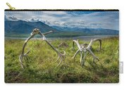 Antlers On The Hill Carry-all Pouch