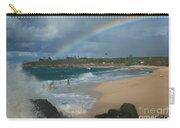 Anuenue - Aloha Mai E Hookipa Beach Maui Hawaii Carry-all Pouch