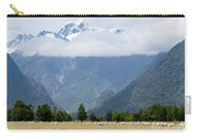 Aoraki Mt Cook Highest Peak Of Southern Alps Nz Carry-all Pouch