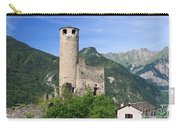 Aosta Valley - Chatelard Ruins Carry-all Pouch