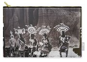 Apache Crown Dancers Date And Location Unknown 2013 Carry-all Pouch