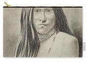 Apache Girl 1906 Carry-all Pouch