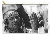 Apache's Signing 100th Anniversary Fort Apache Arizona 1970 Carry-all Pouch