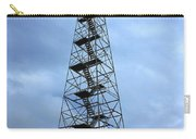 Apalachee Fire Tower In Morgan County Carry-all Pouch