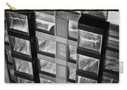 Apartment Building Modern Facade Carry-all Pouch