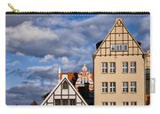 Apartment Houses In Gdansk Carry-all Pouch