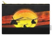 Apocalypse Now Carry-all Pouch by Mo T