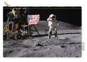 Apollo 16 Lunar Landing Astronaut Young Carry-all Pouch