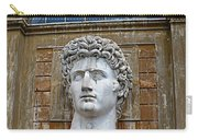 Apollo Statue At The Vatican Carry-all Pouch