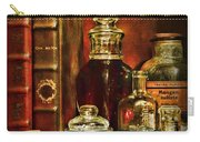 Apothecary - Vintage Jars And Potions Carry-all Pouch