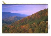 Appalachian Mountains Ablaze  Carry-all Pouch