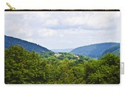 Appalachian Mountains West Virginia Carry-all Pouch