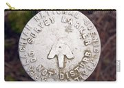 Appalachian Trail Historic Marker Carry-all Pouch