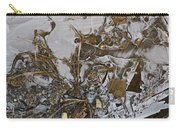 Apparitions On Ice Carry-all Pouch