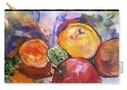 Appetite For Color Carry-all Pouch by Sherry Harradence