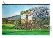 Appia Antica, House, 2008 Carry-all Pouch
