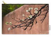 Apple Blossom Branch Carry-all Pouch