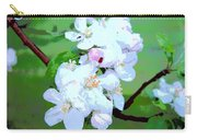 Apple Blossoms In The Spring - Painting Like Carry-all Pouch