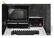 Apple II Personal Computer 1977 Carry-all Pouch by Bill Cannon