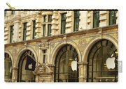 Apple On Regent Street Carry-all Pouch by Connie Handscomb