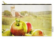 Apple Picking Time Carry-all Pouch by Edward Fielding
