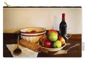 Apple Pie Impressions Carry-all Pouch