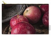 Apple Still Life Carry-all Pouch by Edward Fielding