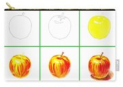 Apple Study Carry-all Pouch
