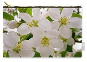 Apple Tree Blossoms Carry-all Pouch