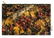 Apples In Fall Carry-all Pouch