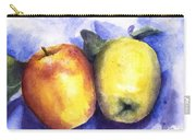 Apples Paired Carry-all Pouch