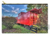 Appomattox Park Caboose Carry-all Pouch