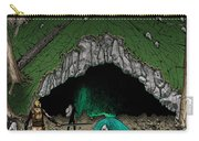 Approach To The Kobold Caves Carry-all Pouch