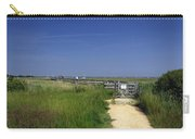 Approach To The Wooden Bridge - Newtown Carry-all Pouch