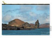 Approaching Bartolome Island Carry-all Pouch