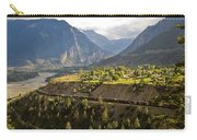 Approaching Lillooet Carry-all Pouch