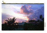 Approaching Storm Palmas Del Mar Carry-all Pouch