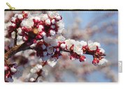 Apricot Blossoms Popping Carry-all Pouch