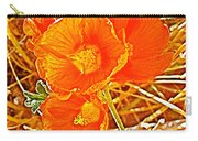 Apricot Globemallow In Vermilion Cliffs National Monument-arizona Carry-all Pouch
