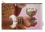 Apsara Dancer 01 Carry-all Pouch