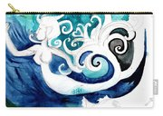 Aqua Mermaid Carry-all Pouch