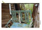 Aqua Porch Swing Carry-all Pouch
