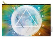 Aquarian Moon Yuga Carry-all Pouch