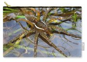Aquatic Hunting Spider Carry-all Pouch