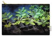 Aquatic Leaves Carry-all Pouch