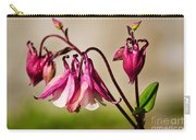 Aquilegia 2 Carry-all Pouch