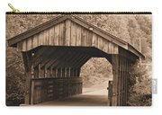 Arabia Mountain Covered Bridge Carry-all Pouch