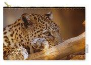 Arabian Leopard Panthera Pardus Carry-all Pouch