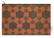 Arabic Decorative Design Carry-all Pouch by Emile Prisse dAvennes