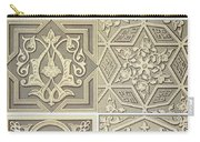 Arabic Tile Designs  Carry-all Pouch